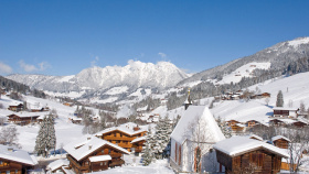 Alpbach im Winter