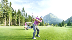 Wiesenhof Achensee Golf Alpin Wellness
